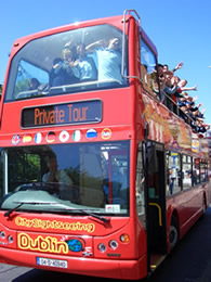 Dublin City Bus Tours
