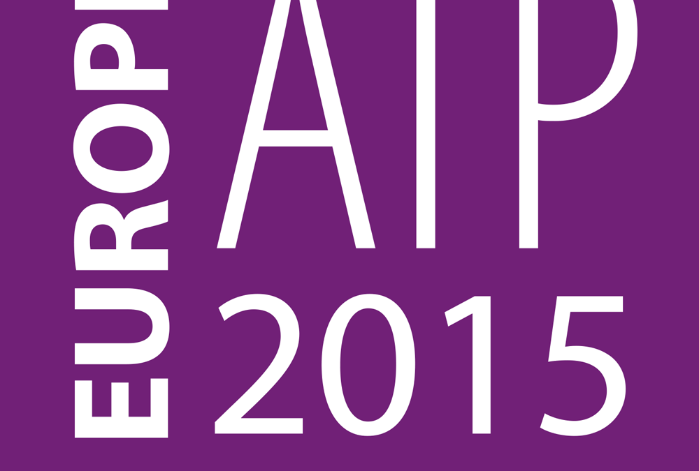 E-ATP Conference 2015 – Closing thoughts…